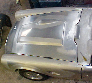 Restoration of Triumph TR6 by MPH Motor Panels